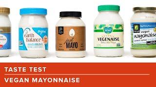 Our Taste Test of Vegan Mayo
