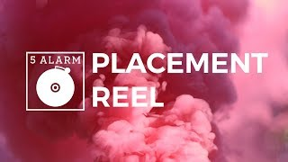 5 Alarm Music Placements Reel 2018