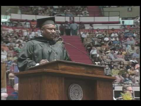 Auburn University Spring 2009 Commencement Speaker Bo ...