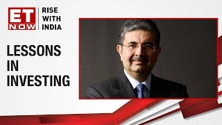 Uday Kotak shares investing advice with youth