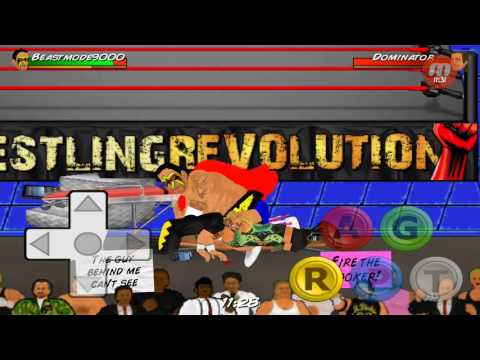 Repeat Wrestling revolution 2d Tips and tricks | Tips ad