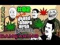GTA San Andreas - #02 - O DANÇARINO PROFESSÍONAL! (500 INSCRITOS)