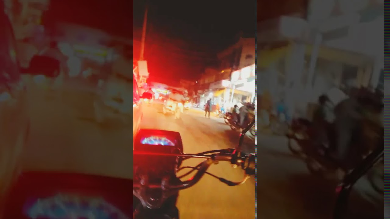 2X Bike Speed In Main Road Lahore   Limits song status