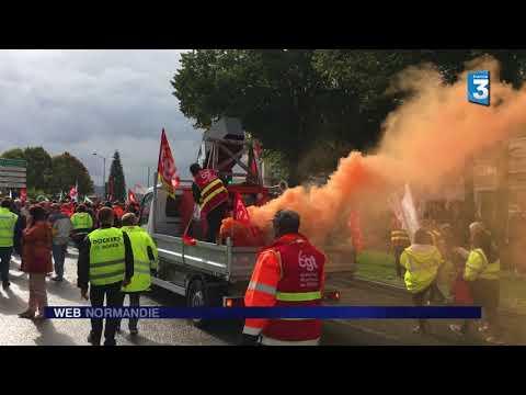 CGT : les enjeux de la grève du 12 septembre 2017 à Rouen
