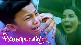Wansapanataym: Ving tries to save his mother