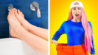 Try Not To Laugh! SHORT vs TALL People - Relatable Problems and Funny Situations by La La Life Games