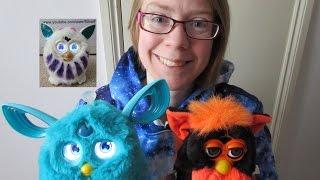 Comparing Tech -  90s Furby VS Furby Connect 2016