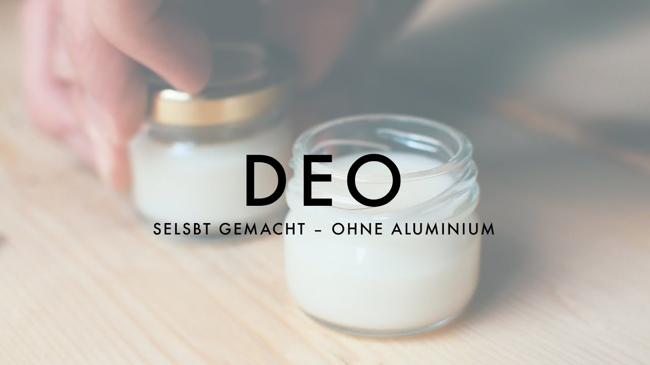 diy deo ohne aluminium veganindustries youtube. Black Bedroom Furniture Sets. Home Design Ideas