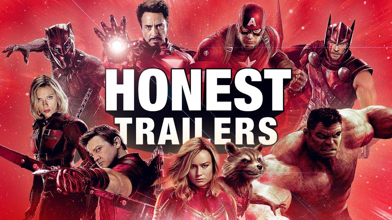 Honest Trailers | MCU