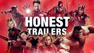 Download Honest Trailers | MCU Mp3 and Videos