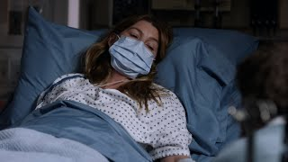 Tom Breaks the Rules to Visit Meredith - Grey's Anatomy