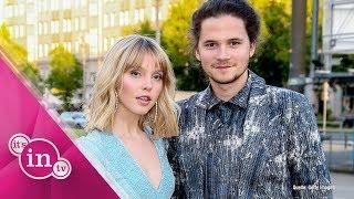 Lina und Tilman: Ist dieses Foto Vorbote für ihre Hochzeit?