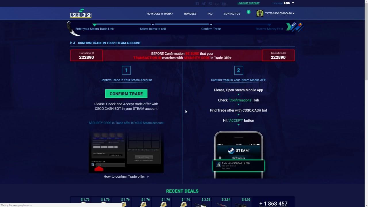 Csgo Gambling Paypal