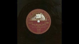 Niels Viggo Bentzon plays his Third Sonata (1949)