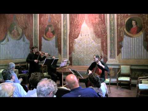 Stradella - Sinfonia in Re minore per violino, violoncello obbligato e basso (Matteoli)