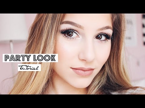 Party look / night out Tutorial  // CXC
