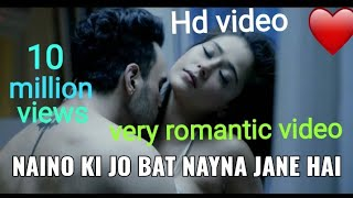 NAINO KI TO BAAT NAINA JANE HAI hot video song FEMALE VERSION SINGER pradeep sings Raja dj