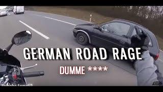 German Road Rage Part  #8 // Leek