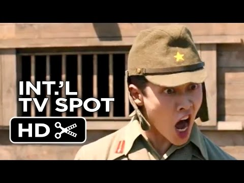 Unbroken International TV SPOT  Survivor 2014  Takamasa Ishihara War Drama HD