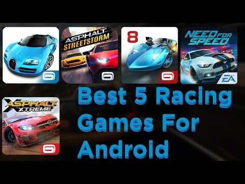 Top 5 Best Racing Games For Android Free Premium Apk+Obb Download [Latest] 2018