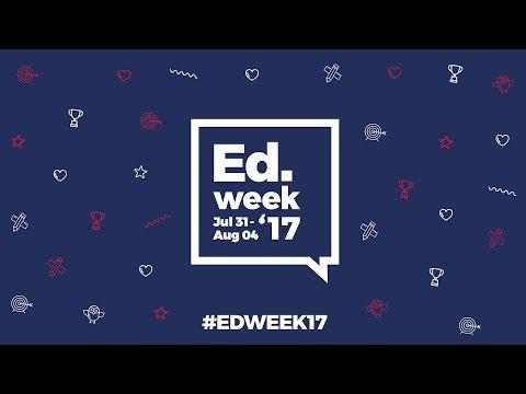 Education Week 2017 Launch