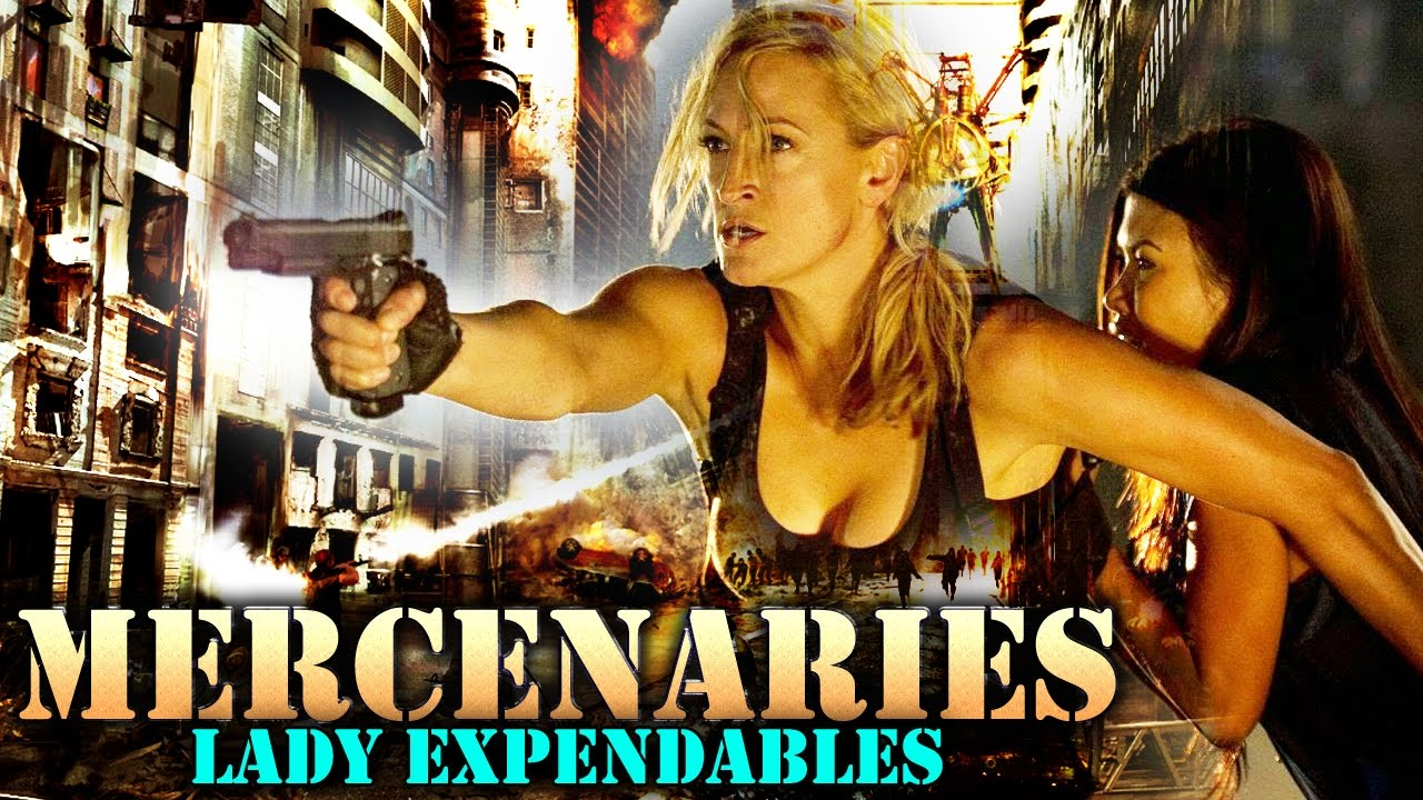 Download Mercenaries: Lady Expendables (2017) New Released Hindi Dubbed Full Movie | 2017 Full Action Movie
