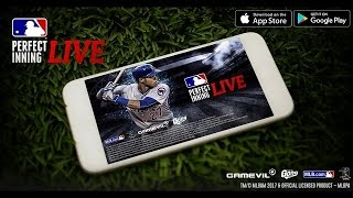 MLB Perfect Inning Live | Official HD Trailer