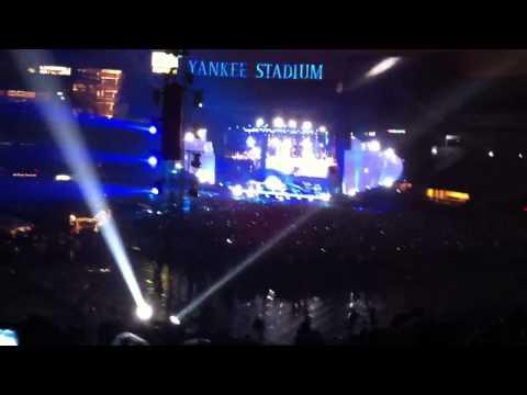 Eminem- Stan Yankee Stadium live
