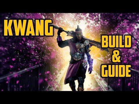 Paragon Kwang Build & Guide - JUNGLE SWORD MASTER!