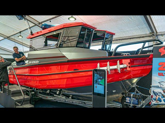 2250 Ultracab WT - Boat Show Walk-through
