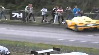 Koenigsegg CCR Crashes at GT Polonia 2013