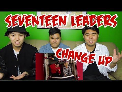 SEVENTEEN LEADERS - CHANGE UP MV REACTION (FUNNY FANBOYS)