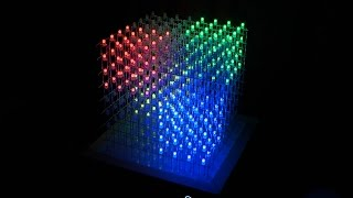 Construction of an 8x8x8 RGB LED Cube. Part 5: Prep for Cube Assembly