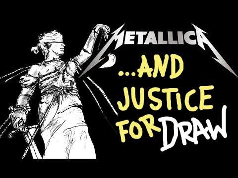Otro Dibujo Mas - Metallica And Justice For All