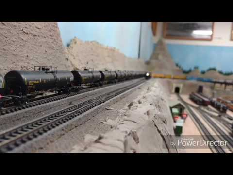 N scale UP 844 trek to Tennessee
