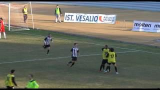 Grosseto-Argentina 1-2 Serie D Girone E