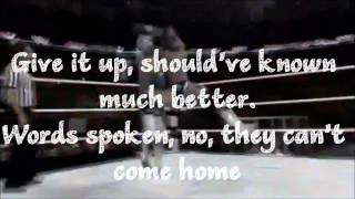 "WWE Superstar Alex Riley Theme Song: ""Say it to my Face"" Lyrics"
