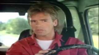 MacGyver The Secret Of Parker House Trailer #2 Richard Dean Anderson