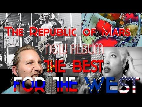 The Republic of Mars - New Album (Teaser No. 1)