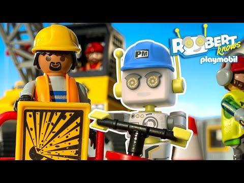 Question à ROBert  - Chantier  : comment démolir une maison ? Episode 1