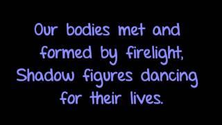Violet - The Lust Lyrics