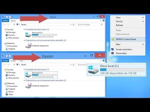 Cambiar tamaño del texto y algunos elementos de Windows 8
