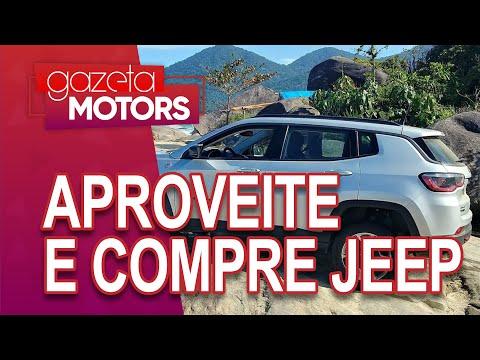 Aproveite para Comprar seu Jeep com Essas Condições Exclusivas | Jeep Dahruj Lapa | Gazeta Motors
