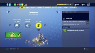Fortnite save the world with friend