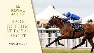 Royal Ascot 2017   Rare Rhythm wins The Duke of Edinburgh Stakes
