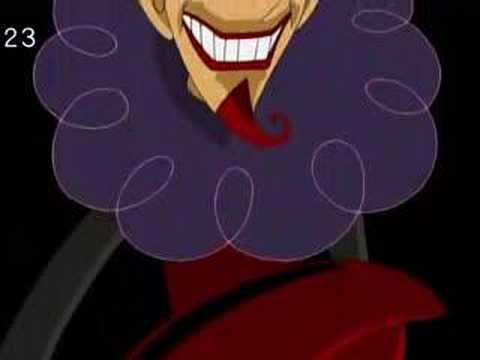 Powerpuff Girls Z - The Most Evil of all... Him