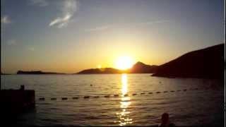Заход солнца на Адриатическом море(, 2013-06-25T12:38:56.000Z)
