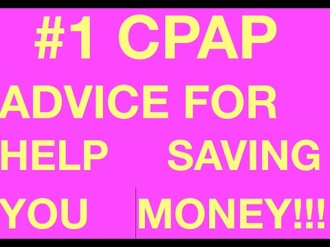 save-money-on-cpap-supplies-and-dirty-tricks.-advice-on-saving-money-&-clean-equipment.