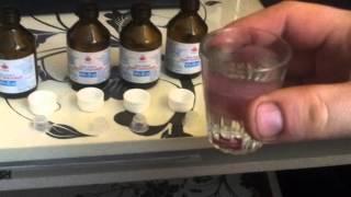 Как пить разведённый медецинский спирт(Спирт медецинский без сивушных масел., 2016-03-07T10:37:18.000Z)