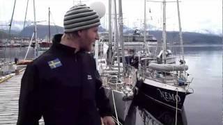 Martin Noaksson Sails Around the World